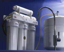 Установка фильтра очистки воды в Балахне