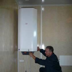 Установка водонагревателя в Балахне. Монтаж и замена бойлера г.Балахна.