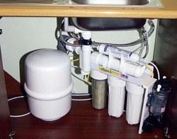 Установка фильтра очистки воды в Балахне, подключение фильтра для воды в г.Балахна